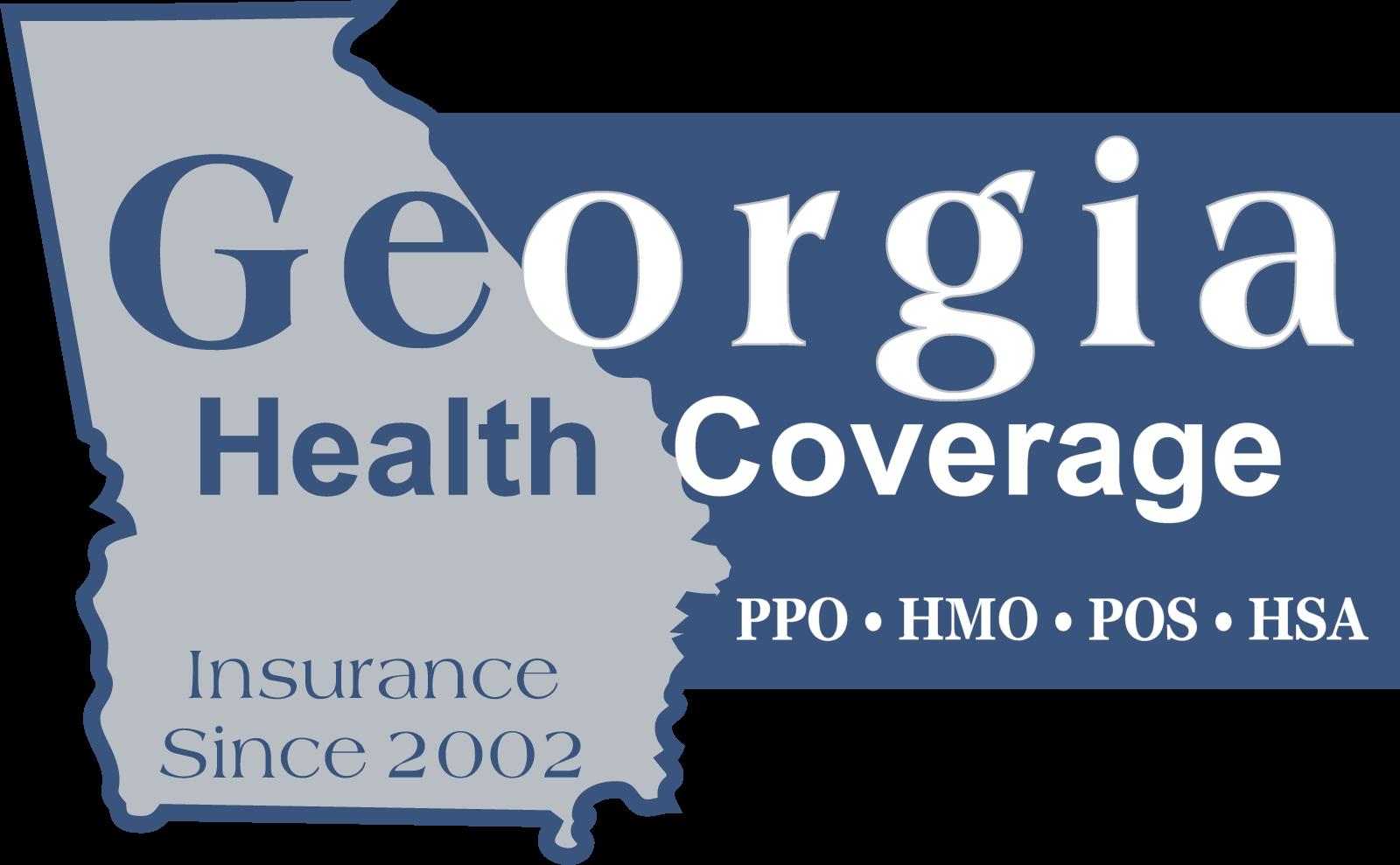 Georgia Health Coverage Logo - top rate rated health insurance coverage provider in newnan georgia